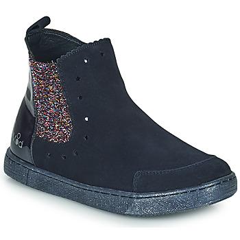 Pantofi Fete Ghete Mod'8 BLANOU Albastru