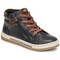 Pantofi Băieți Pantofi sport stil gheata Mod'8 KYNATA Albastru / Castaniu