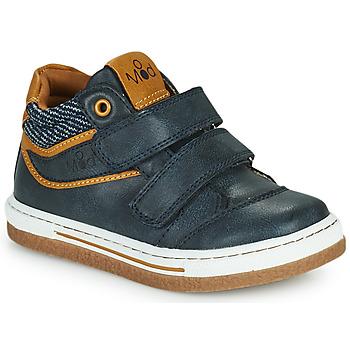 Pantofi Băieți Pantofi sport stil gheata Mod'8 KYNATOL Albastru / MuȘtar