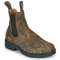Pantofi Femei Ghete Blundstone ORIGINAL HIGH TOP CHELSEA BOOTS 1351 Maro