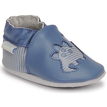 Pantofi Băieți Botoșei bebelusi Robeez DIFLYNO Albastru