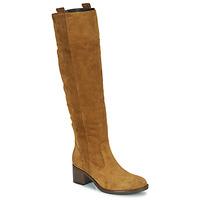 Pantofi Femei Cizme casual Gabor 7167914 Coniac