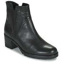 Pantofi Femei Botine Gabor 7280417 Negru