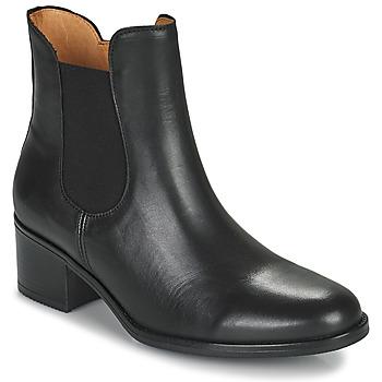 Pantofi Femei Botine Gabor 7165027 Negru