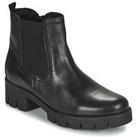 Pantofi Femei Botine Gabor 7171027 Negru