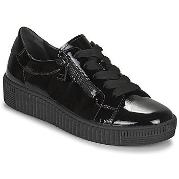 Pantofi Femei Pantofi sport Casual Gabor 7333497 Negru