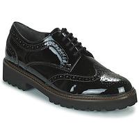 Pantofi Femei Pantofi Derby Gabor 524497 Negru