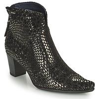 Pantofi Femei Botine Dorking DEISY Negru