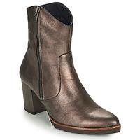 Pantofi Femei Botine Dorking THAIS Bronz