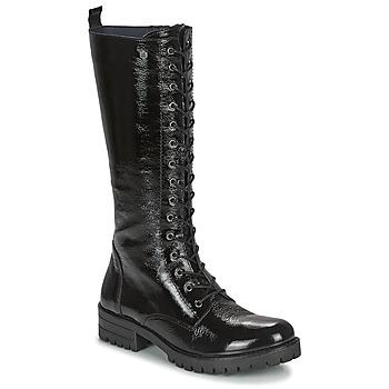 Pantofi Femei Cizme casual Dorking WALKING Negru