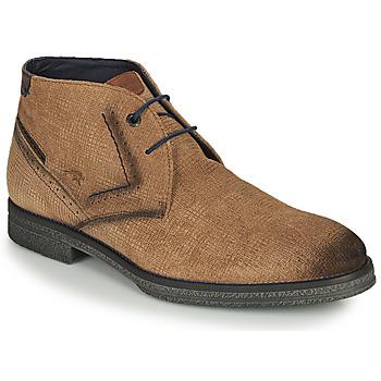 Pantofi Bărbați Ghete Fluchos GAMMA Maro