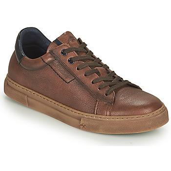 Pantofi Bărbați Pantofi sport Casual Fluchos NIKO Maro
