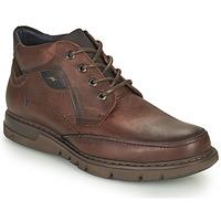 Pantofi Bărbați Ghete Fluchos CELTIC Maro