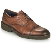 Pantofi Bărbați Pantofi Derby Fluchos CAVALIER Maro