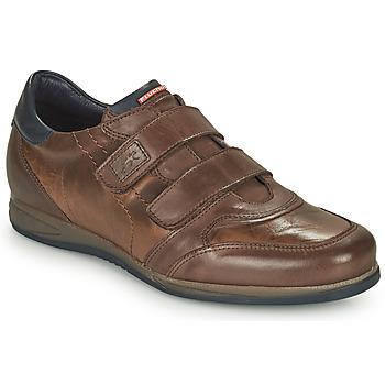 Pantofi Bărbați Pantofi sport Casual Fluchos DANIEL Maro