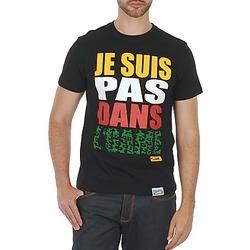 Îmbracaminte Bărbați Tricouri mânecă scurtă Wati B TEE Negru