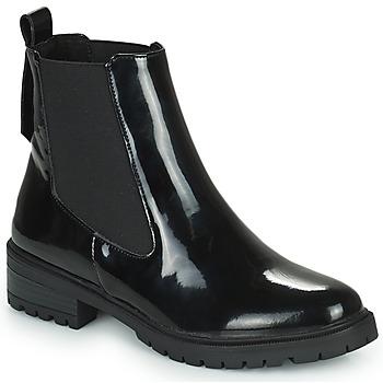 Pantofi Femei Ghete Karston AMIDO Negru