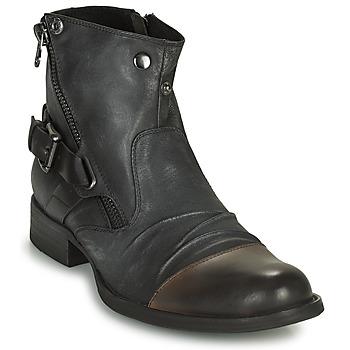 Pantofi Bărbați Ghete Kdopa DETROIT Negru