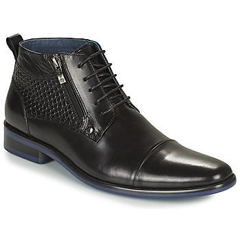 Pantofi Bărbați Ghete Kdopa JACKSON Negru