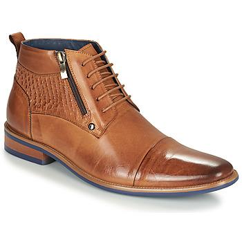 Pantofi Bărbați Ghete Kdopa JACKSON Camel