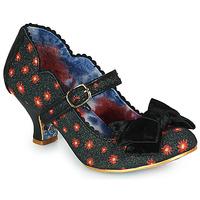 Pantofi Femei Pantofi cu toc Irregular Choice SUMMER BREEZE Negru / Roșu