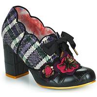 Pantofi Femei Pantofi cu toc Irregular Choice KIND WORDS Negru