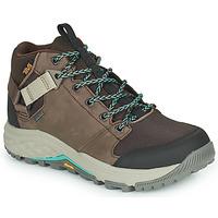 Pantofi Femei Drumetie și trekking Teva GRANDVIEW GTX Maro