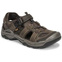 Pantofi Bărbați Sandale  Teva M OMNIUM 2 LEATHER Maro