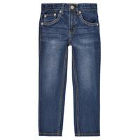 Îmbracaminte Băieți Jeans slim Levi's 511 SLIM FIT JEANS Albastru