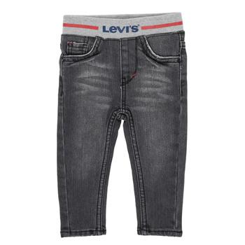 Îmbracaminte Băieți Jeans skinny Levi's THEWARMPULLONSKINNY JEAN Gri
