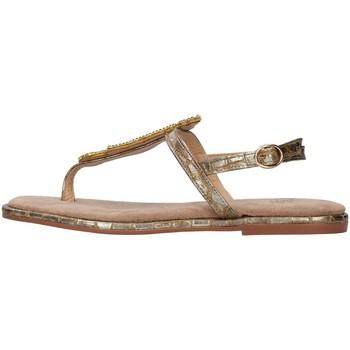 Pantofi Femei  Flip-Flops Alma Blue V21BL9017 BRONZE