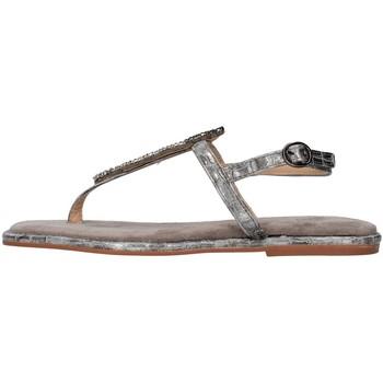 Pantofi Femei Sandale  Alma Blue V21BL9017 GREY