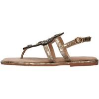 Pantofi Femei Sandale  Alma Blue V21BL9013 BRONZE