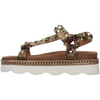 Pantofi Femei Sandale  Alma Blue V21BL7101 BEIGE