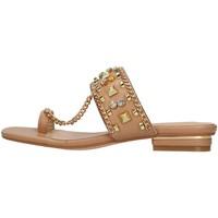 Pantofi Femei Papuci de vară Alma En Pena V21310 BEIGE