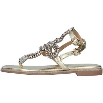Pantofi Femei Sandale  Alma En Pena V21415 GOLD