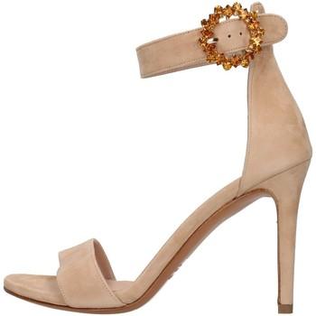 Pantofi Femei Sandale  Albano 4166 BEIGE