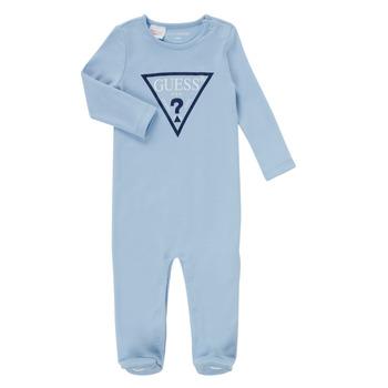Îmbracaminte Băieți Pijamale și Cămăsi de noapte Guess THEROI Albastru
