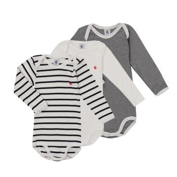 Îmbracaminte Copii Pijamale și Cămăsi de noapte Petit Bateau TEBINE Multicolor