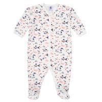 Îmbracaminte Fete Pijamale și Cămăsi de noapte Petit Bateau LEA Multicolor