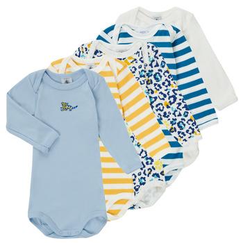 Îmbracaminte Băieți Pijamale și Cămăsi de noapte Petit Bateau FEDDY Multicolor
