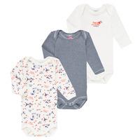 Îmbracaminte Fete Pijamale și Cămăsi de noapte Petit Bateau FERY Multicolor