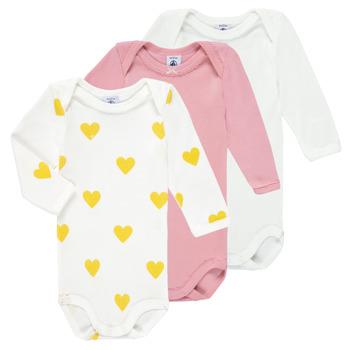 Îmbracaminte Fete Pijamale și Cămăsi de noapte Petit Bateau GRELOU Multicolor