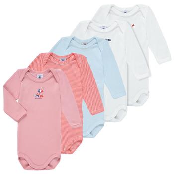 Îmbracaminte Fete Pijamale și Cămăsi de noapte Petit Bateau PUNIKA Multicolor