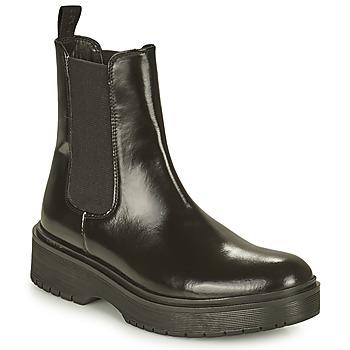 Pantofi Femei Ghete Levi's LENNA HI Negru