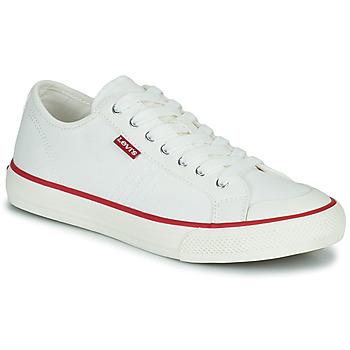 Pantofi Femei Pantofi sport Casual Levi's HERNANDEZ S Alb