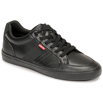 Pantofi Bărbați Pantofi sport Casual Levi's TURNER 2.0 Negru