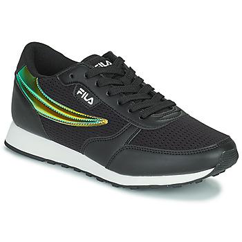 Pantofi Femei Pantofi sport Casual Fila ORBIT F LOW Negru