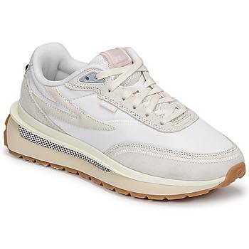 Pantofi Femei Pantofi sport Casual Fila RENNO Alb