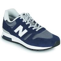 Pantofi Bărbați Pantofi sport Casual New Balance 565 Albastru / Gri
